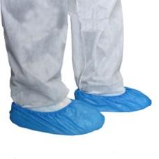 כיסוי חד פעמי לנעליים עשוי ניילון 100 יח'