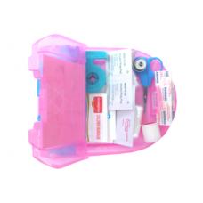 תיק עזרה ראשונה לתליה | ערכת עזרה ראשונה עשוי פלסטיק קשיח