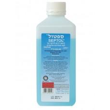 חומר חיטוי ספטול של מרפאות | 70% אלכוהול חיטוי