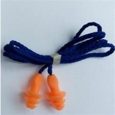 אטמי אוזניים במיוחד ללימודים עשוי סיליקון עם חוט