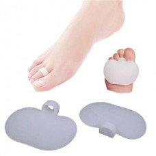 כרית סיליקון לכרית כף הרגל | כרית מטרסלית לכף הרגל זוג