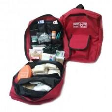תיק עזרה ראשונה לקייטנה עם כל הציוד הדרוש על פי תקן משרד החינוך