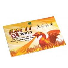 דראגון פלסטר Dragon Plaster XL לכאבי שרירים, כאבי גב