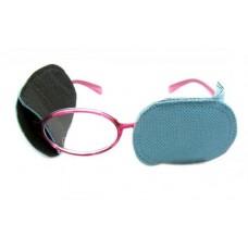 רטייה למשקפיים לעין עצלה אצל ילדים