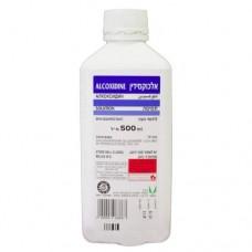 כלורהקסידין אלכוקסידין אלכוספט תמיסה לחיטוי העור